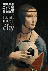 Reklama Krakowa podczas mundialu
