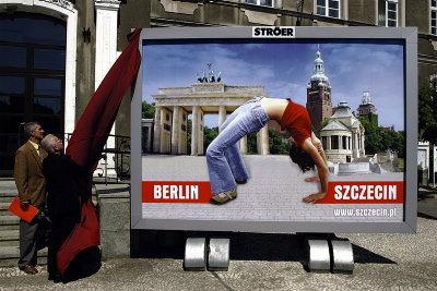 Reklama Szczecina